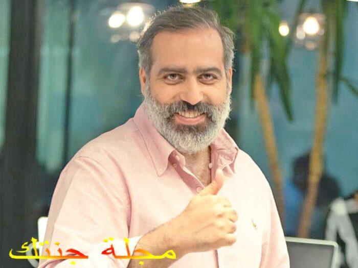 الفنان و المخرج الكويتى عبد الله التركمانى