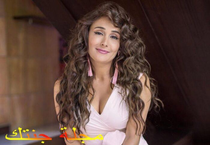 الممثلة السورية كندة حنا