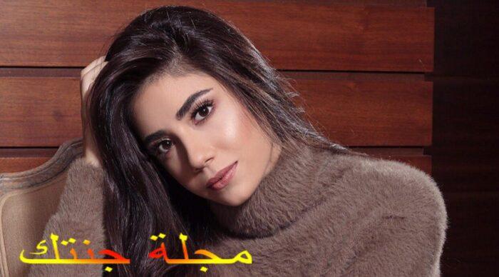 الممثلة جوى الهانى