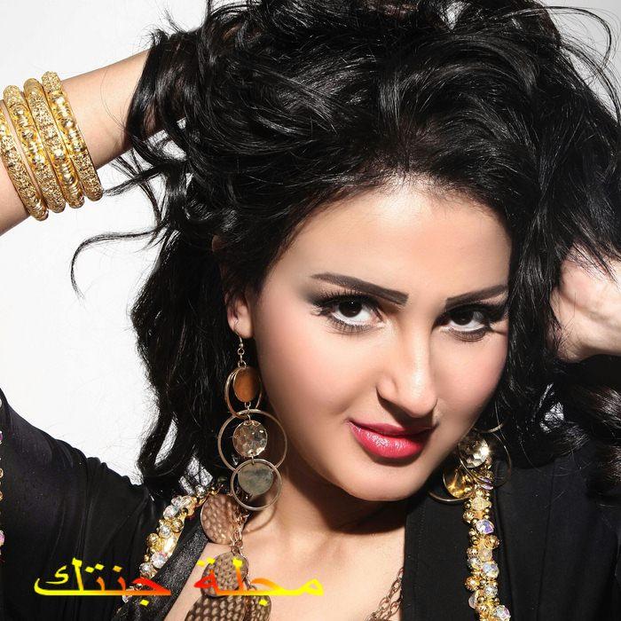 الممثلة شيما الحاج