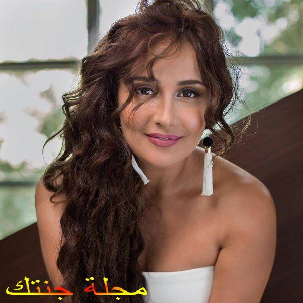 الممثلة كندة حنا