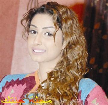 الممثلة منى حسين