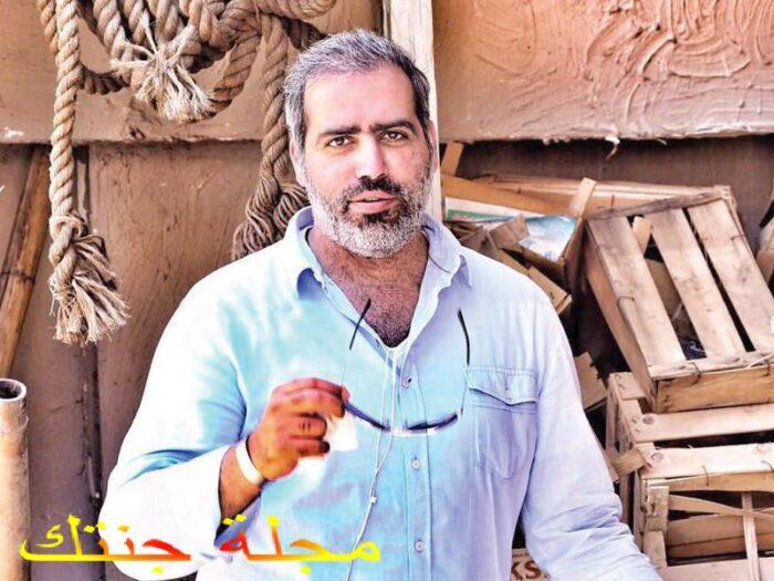 الممثل الكويتى عبد الله الكويتى