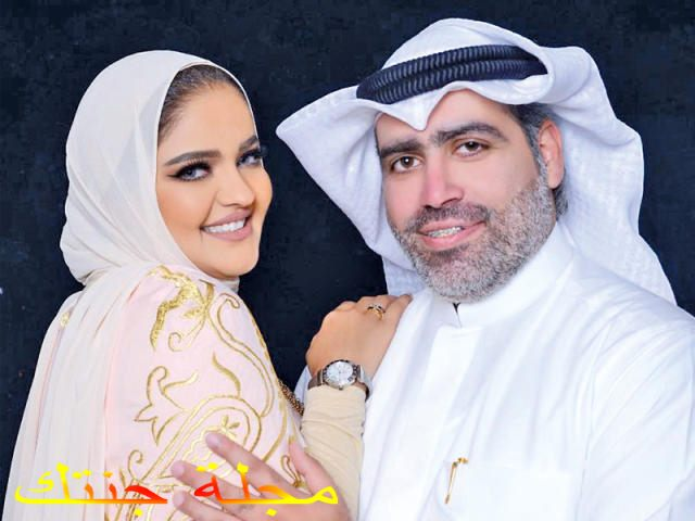 عبد الله التركمانى و زوجته