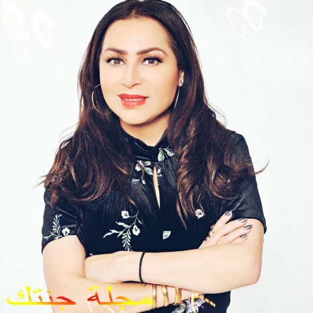 الفنانة زهرة الخرجي