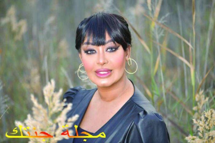 الفنانة شيخة بدر