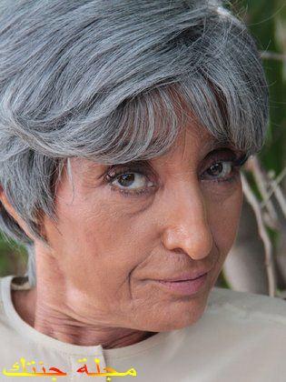 الفنانة فاطمة بن سعيدان بطلة مسلسل برج الرومي