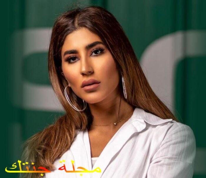 الفنانة ليلي عبدالله