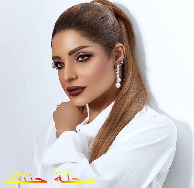 الفنانة مرام البلوشي