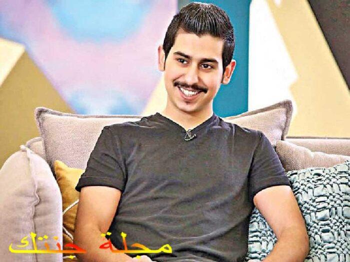 الفنان عبدالله المسلم