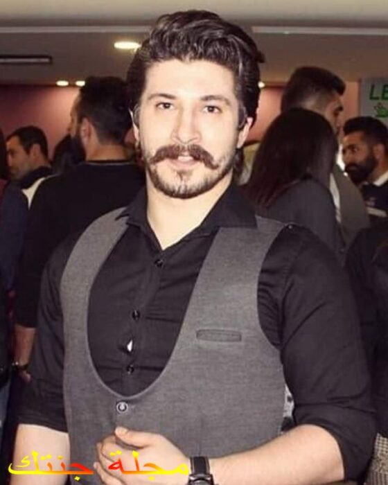الفنان قاسم منصور