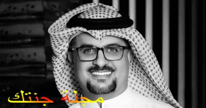الفنان مشاري البلام
