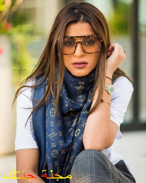 الممثلة صمود الكندري