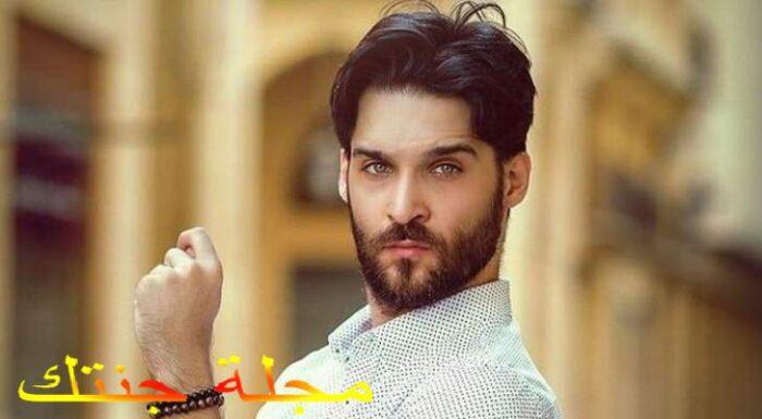 الممثل الشاب فارس ياغي