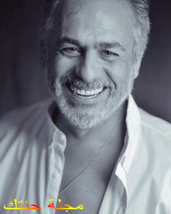 الممثل حمدي حدة