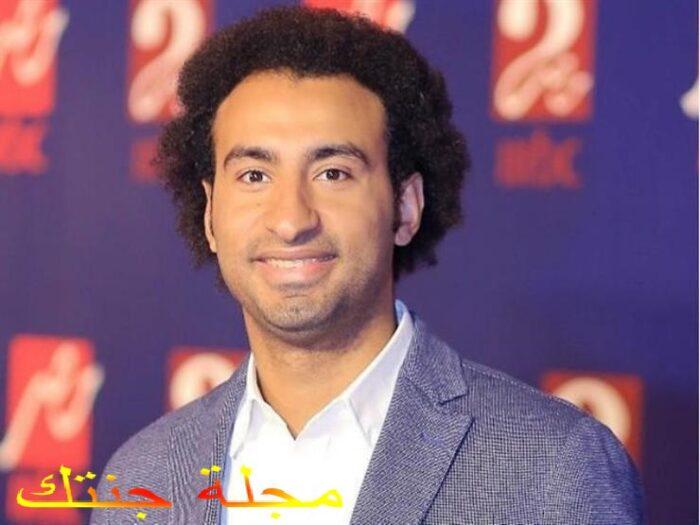 النجم علي ربيع بطل مسلسل احسن اب Wm