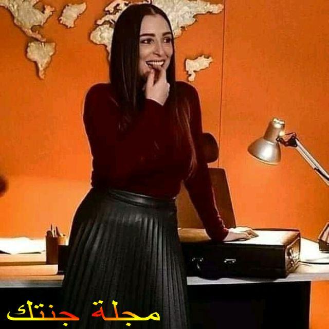اميمة المحرزي بطلة مسلسل مستقبل زاهر