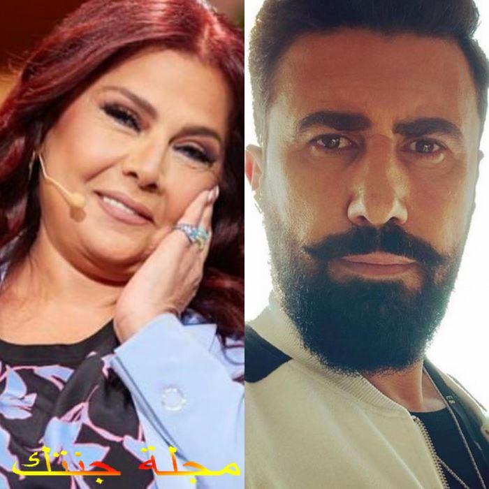 خالد القيش وصباح الجزائري