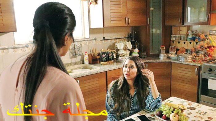 شيماء سبت من مسلسل بنات مسعود