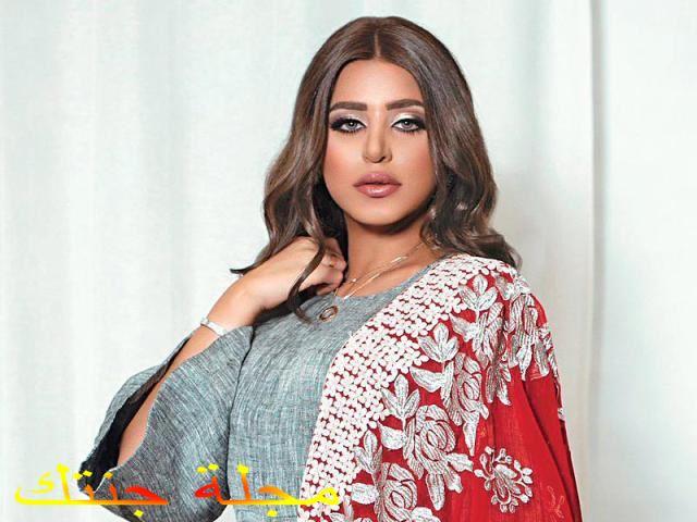 صمود الكندري بطلة مسلسل هيا وبناتها
