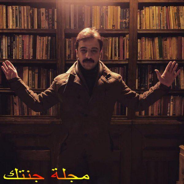علي الحسيني من تصوير مشهد من العمل