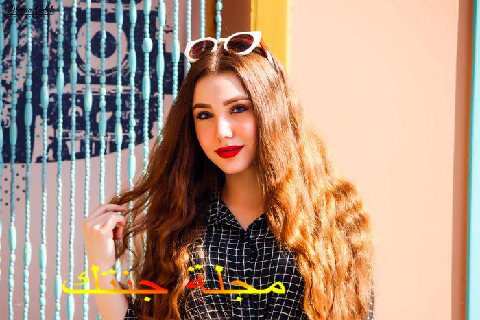 الفنانة المتميزة ياسمين البشبيشي