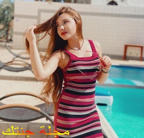 الفنانة ياسمين البشبيشي