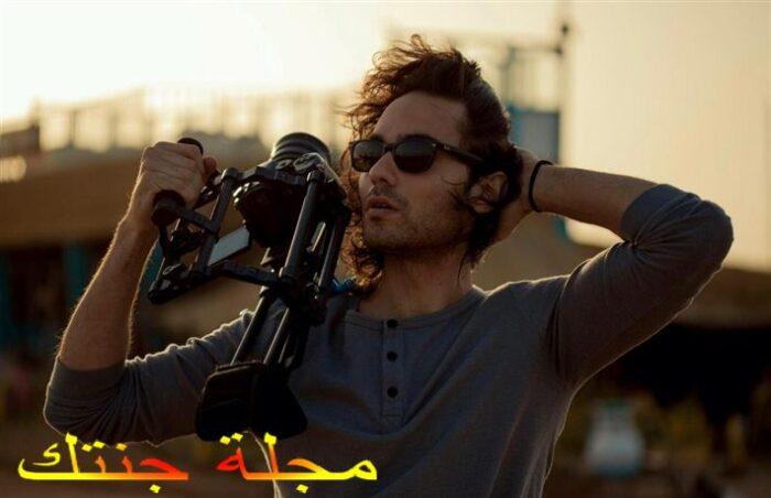 الفنان و المخرج الشاب يوسف حسين الامام