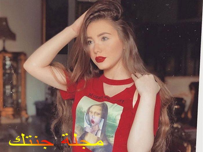 الممثلة ياسمين البشبيشي