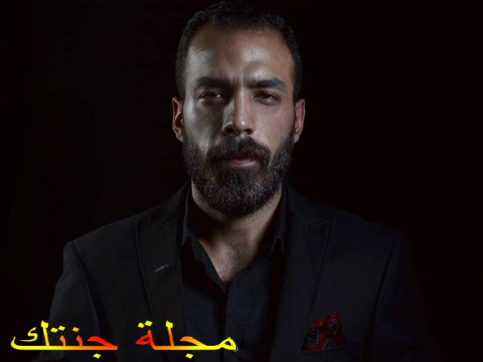 الممثل الصاعد خالد حجاج عبد العظيم