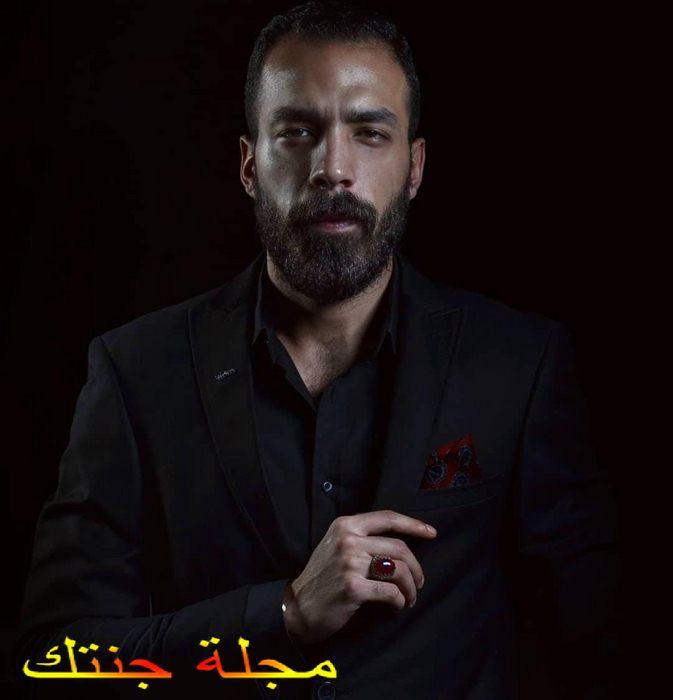 النجم الصاعد خالد حجاج عبد العظيم