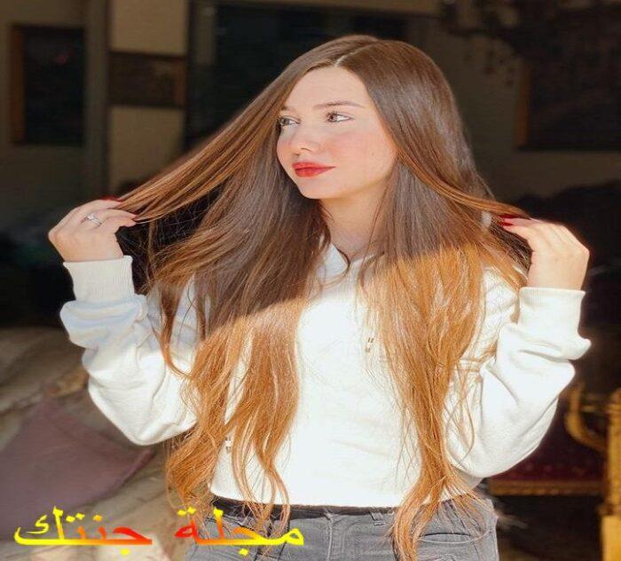 النممثلة الصاغعدة ياسمين البشبيشي