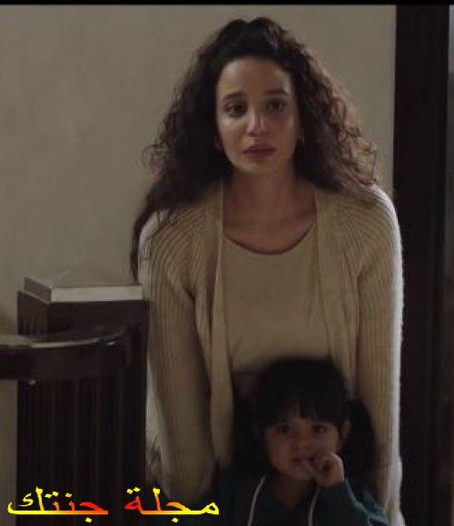 مريم الجندى في مشهد من مسلسل الاختيار