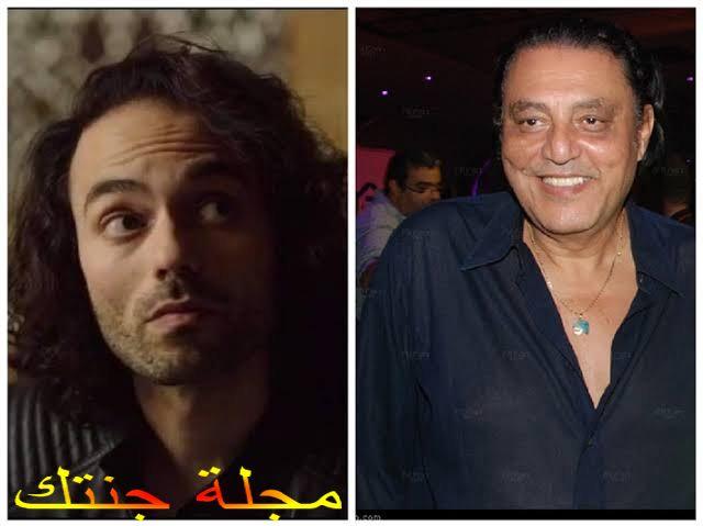 يوسف حسين الامام و والبده الراحل حسين الامام